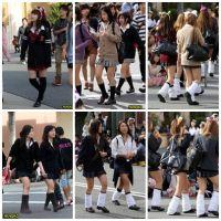制服女子校生達の放課後風景 File015
