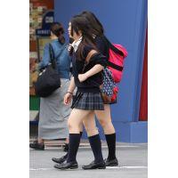 制服女子校生達の放課後風景 File065