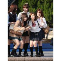制服女子校生達の放課後風景 File059