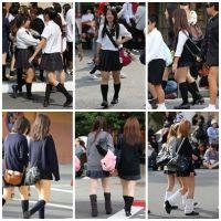 制服女子校生達の放課後風景 File013-B