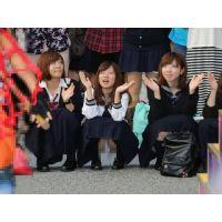 制服女子校生達の放課後風景 File028