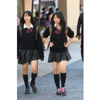 制服女子校生達の放課後風景 File016