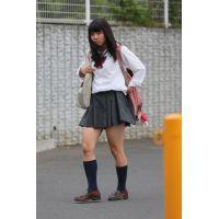 制服JK通学風景 File088