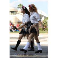 制服女子校生達の放課後風景 File062