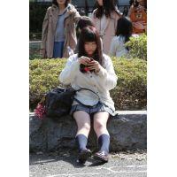 制服女子校生達の放課後風景 File060