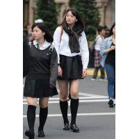 制服女子校生達の放課後風景 File033