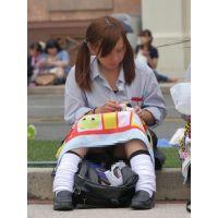 制服女子校生達の放課後風景 File099