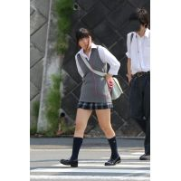 制服JK通学風景 File253
