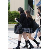 制服女子校生達の放課後風景 File069