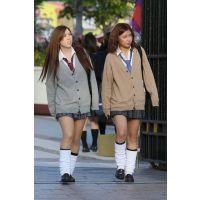 制服女子校生達の放課後風景 File021