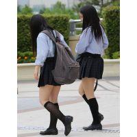 制服女子校生達の放課後風景 File068