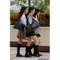 制服女子校生達の放課後風景 File073
