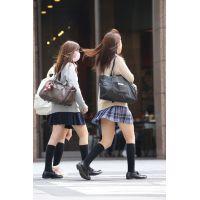 制服女子校生達の放課後風景 File096