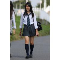制服JK通学風景 File072