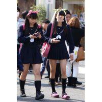 制服女子校生達の放課後風景 File045