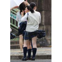 制服女子校生達の放課後風景 File063