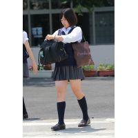 制服JK通学風景 File106