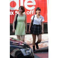 制服女子校生達の放課後風景 File038