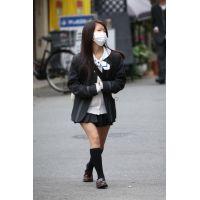 制服JK通学風景 File019