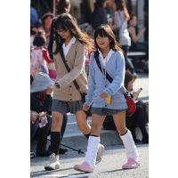 制服女子校生達の放課後風景 File018