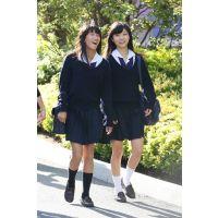 制服女子校生達の放課後風景 File020