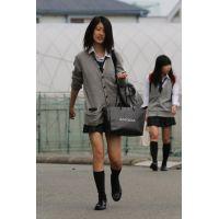 制服JK通学風景 File086