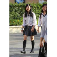 制服女子校生達の放課後風景 File109