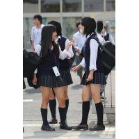 制服JK通学風景 File052