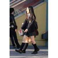 制服女子校生達の放課後風景 File022