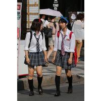 制服女子校生達の放課後風景 File040