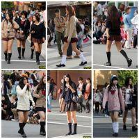 制服女子校生達の放課後風景 File011
