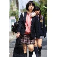 制服JK通学風景 File024