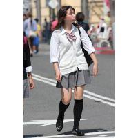 制服女子校生達の放課後風景 File034