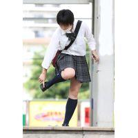 制服女子校生達の放課後風景 File042