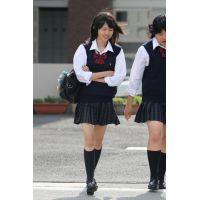 制服JK通学風景 File055
