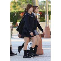 制服女子校生達の放課後風景 File025