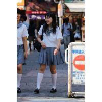 制服女子校生達の放課後風景 File039