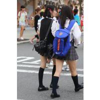 制服女子校生達の放課後風景 File108