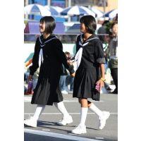 制服女子校生達の放課後風景 File064