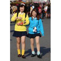 制服女子校生達の放課後風景 File050