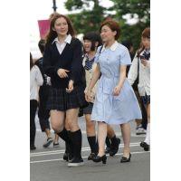制服女子校生達の放課後風景 File083