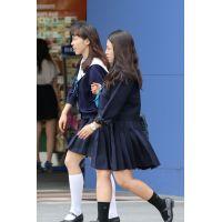 制服女子校生達の放課後風景 File066