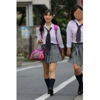 制服JK通学風景 File225