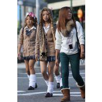制服女子校生達の放課後風景 File023