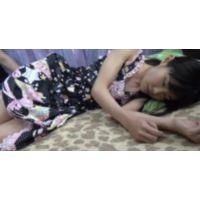 現役素人短大生1年マミカ(18歳、童顔、無毛)飲み会にロリ服で来るKY女に現実を教える