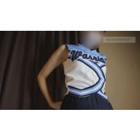 cheerleader change clothes 07