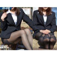 Miki#4/動画作品(黒ストッキング)