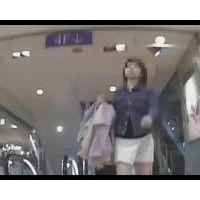 たちひろし【高画質】お姉さんギャルパンチラNO-85