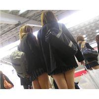 たちひろし【高画質】JK・ギャル追っかけパンチラNO-68