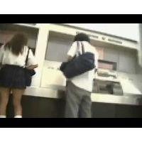 たちひろし【高画質】JK・ギャル追っかけパンチラNO-79